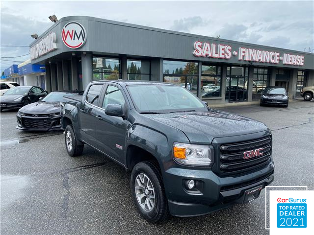 2018 GMC Canyon SLT (Stk: 18-235304) in Abbotsford - Image 1 of 16