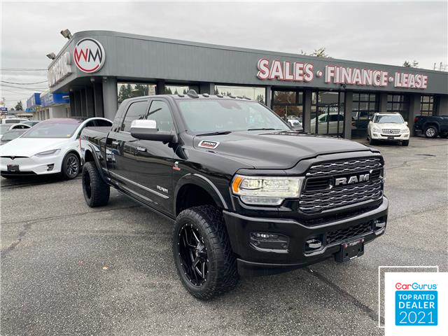 2019 RAM 3500 Limited (Stk: 19-724188) in Abbotsford - Image 1 of 17