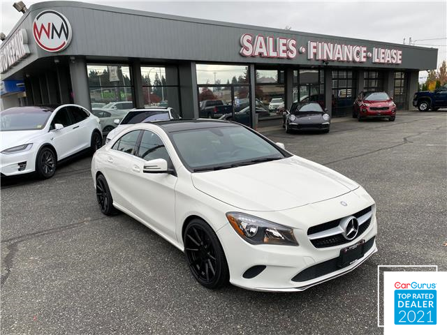 2017 Mercedes-Benz CLA 250 Base (Stk: 17-453481) in Abbotsford - Image 1 of 16