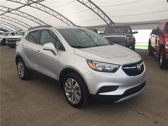 2017 Buick Encore Preferred (Stk: 165650) in AIRDRIE - Image 1 of 19