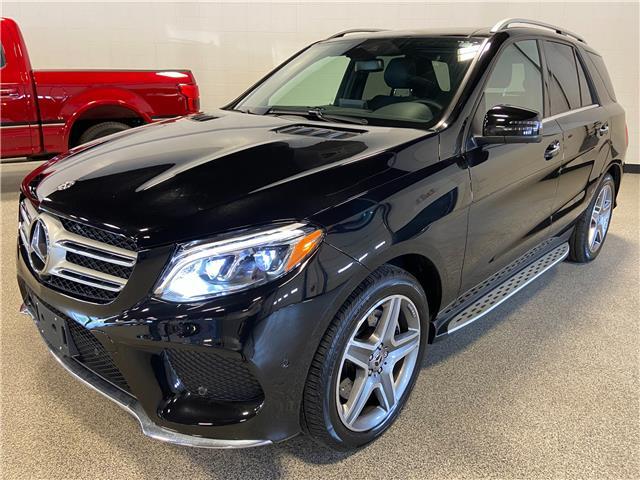 2018 Mercedes-Benz GLE 400 Base (Stk: P12717) in Calgary - Image 1 of 27