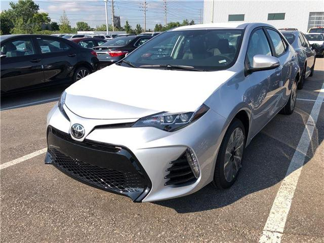 2018 Toyota RAV4 LE (Stk: M181008) in Mississauga - Image 1 of 5