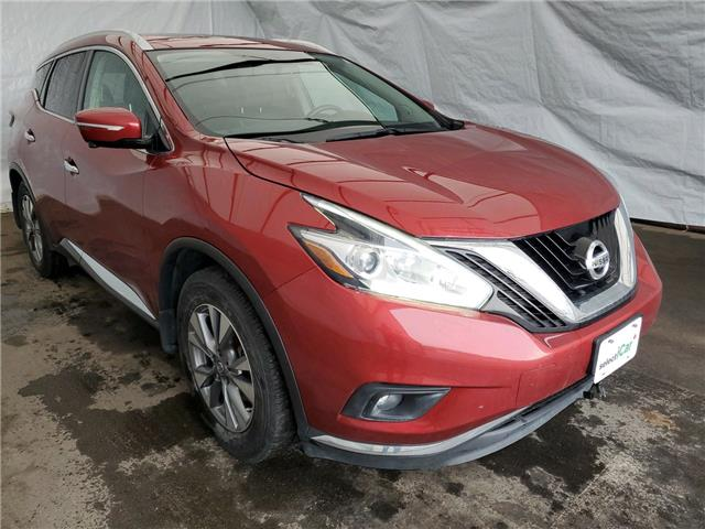 2015 Nissan Murano SL (Stk: 17425A) in Thunder Bay - Image 1 of 17