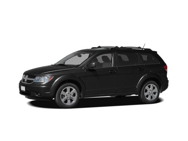 Used 2010 Dodge Journey R/T  - Thunder Bay - Select iCar