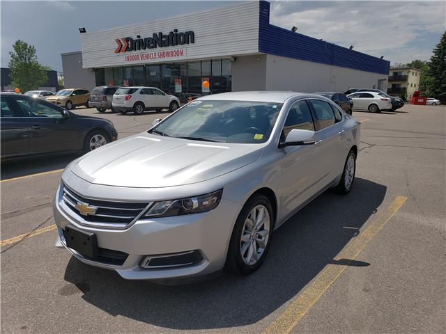 2017 Chevrolet Impala 1LT (Stk: D985) in Regina - Image 1 of 16