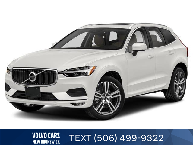 2021 Volvo XC60 T6 Momentum (Stk: 210817N) in Fredericton - Image 1 of 9