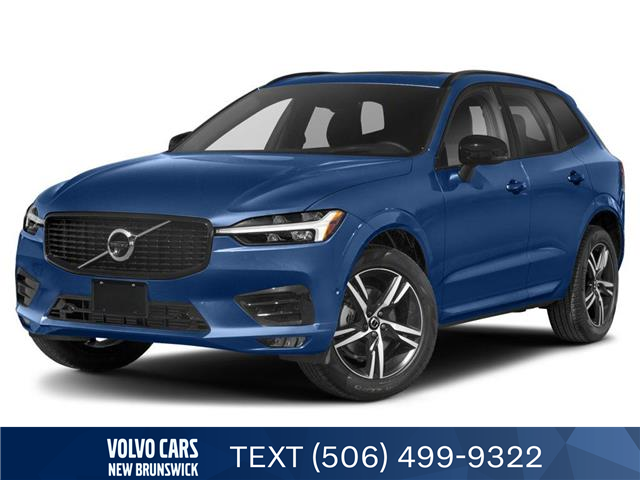 2021 Volvo XC60 T6 R-Design (Stk: 211299N) in Fredericton - Image 1 of 9