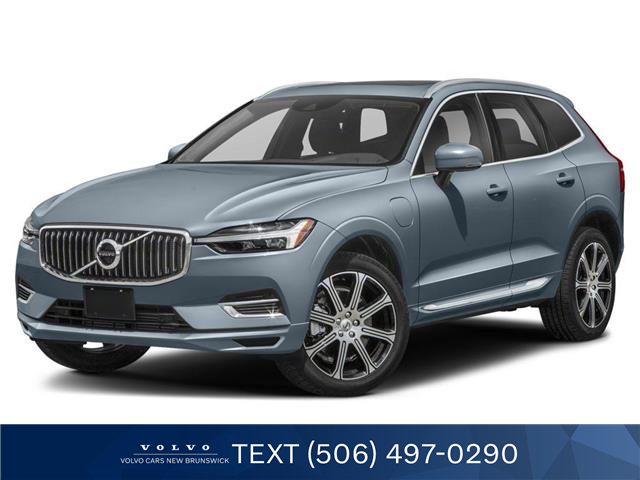 2021 Volvo XC60 Recharge Plug-In Hybrid T8 Inscription Expression (Stk: 211922N) in Fredericton - Image 1 of 9