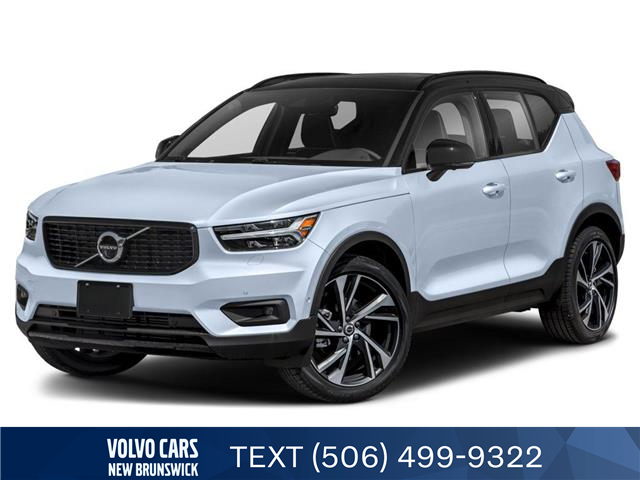 2022 Volvo XC40 T5 R-Design (Stk: 220153N) in Fredericton - Image 1 of 9