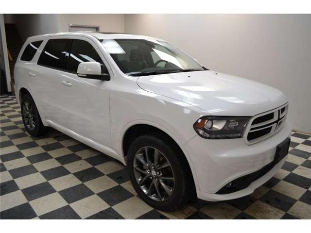 2018 Dodge Durango GT AWD- UCONNECT * LEATHER * BACKUP CAM (Stk: B1653) in Kingston - Image 2 of 30