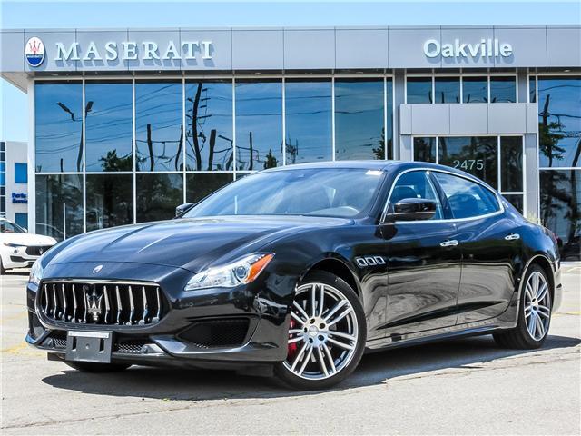 2017 Maserati Quattroporte S Q4 (Stk: U319) in Oakville - Image 1 of 30