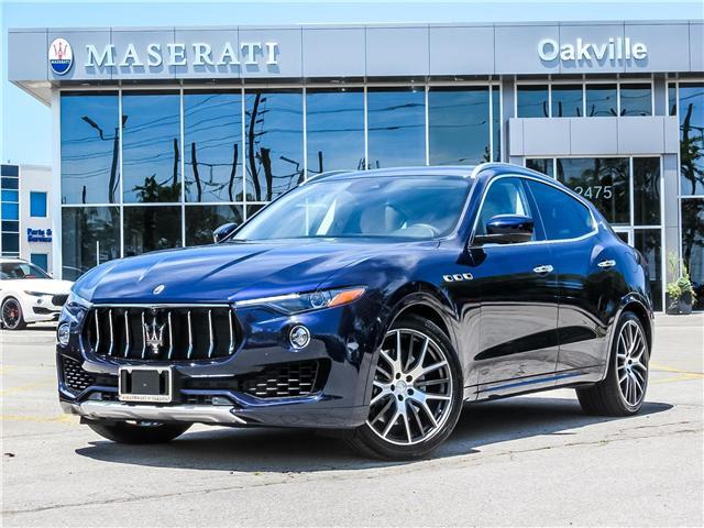 2017 Maserati Levante S (Stk: U322) in Oakville - Image 1 of 30