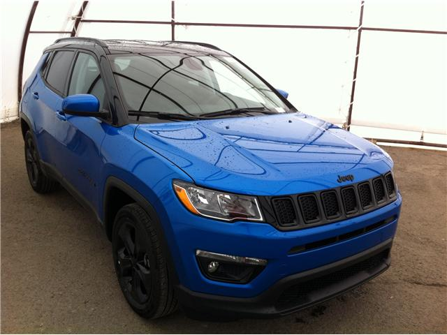 2018 Jeep Compass North (Stk: 180346) in Ottawa - Image 1 of 21