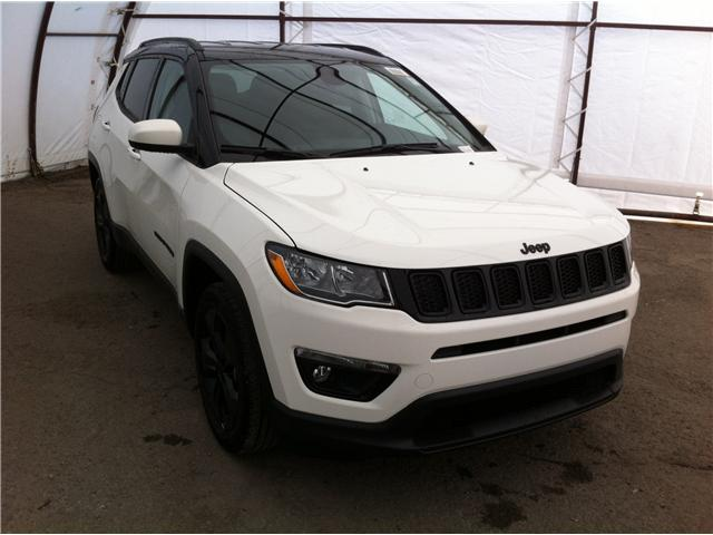 2018 Jeep Compass North (Stk: 180344) in Ottawa - Image 1 of 21