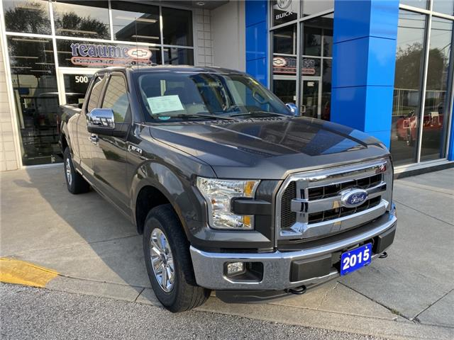 2015 Ford F-150  (Stk: P-4689A) in LaSalle - Image 1 of 19