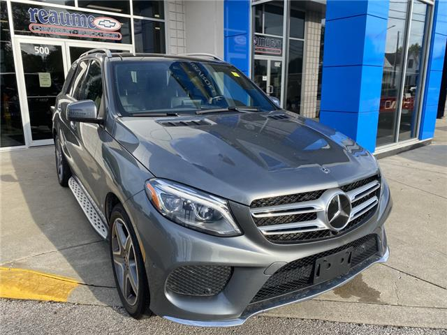 2018 Mercedes-Benz GLE 400 Base (Stk: TR-0005) in LaSalle - Image 1 of 21