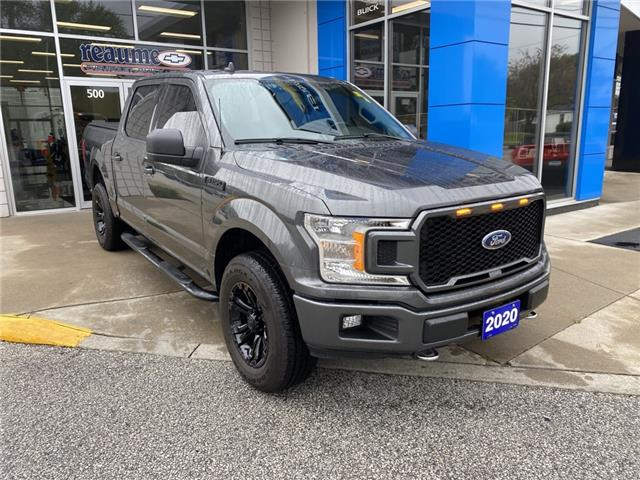 2020 Ford F-150 XLT (Stk: 21-0794A) in LaSalle - Image 1 of 21