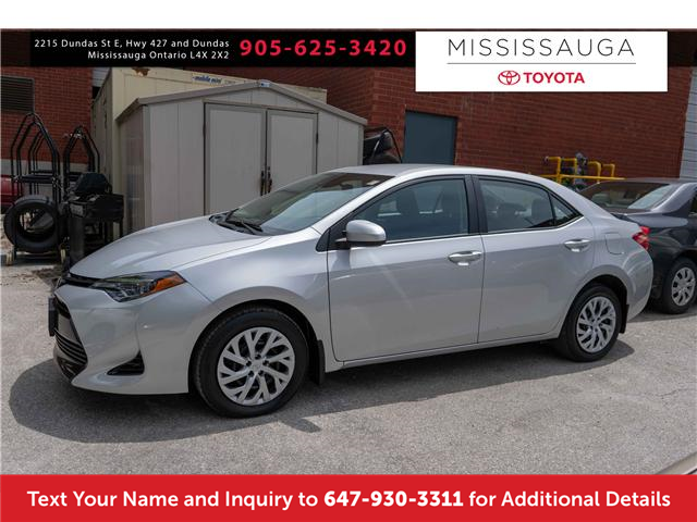 2017 Toyota Corolla LE (Stk: 19654) in Mississauga - Image 2 of 15