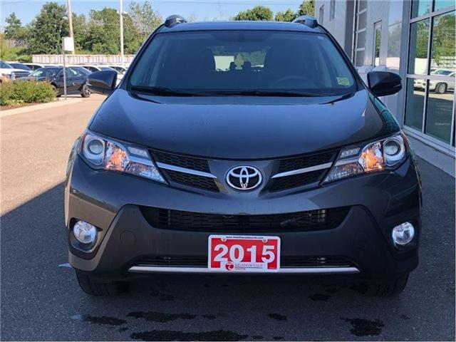 2015 Toyota RAV4 XLE AWD!! JUST TRADED !! (Stk: 31303) in Mississauga - Image 2 of 18