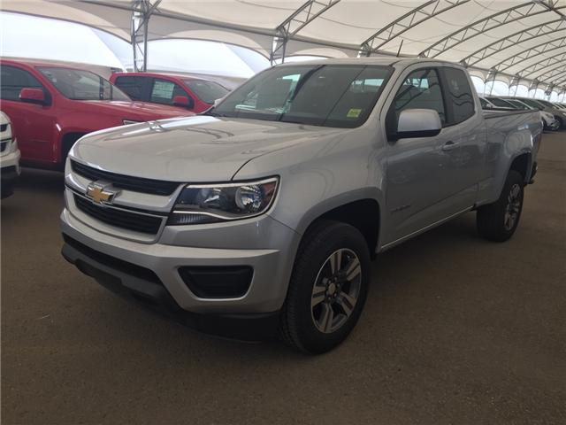 2018 Chevrolet Colorado WT (Stk: 162439) in AIRDRIE - Image 4 of 18