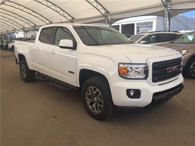 2018 GMC Canyon SLT (Stk: 165082) in AIRDRIE - Image 1 of 19