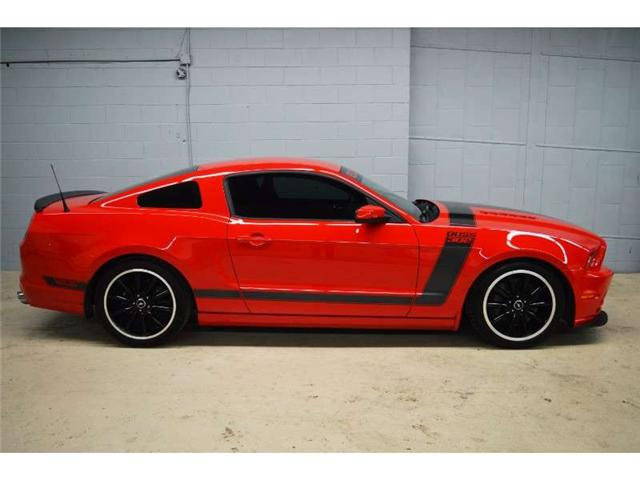 2013 Ford Mustang BOSS 302 RWD - MANUAL * HANDSFREE * CRUISE (Stk: B2051) in Kingston - Image 1 of 27