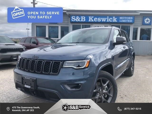 2021 Jeep Grand Cherokee Limited (Stk: 21092) in Keswick - Image 1 of 30