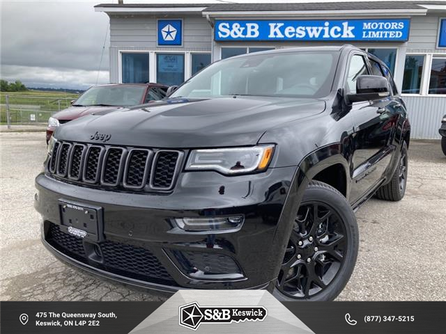 2021 Jeep Grand Cherokee Limited (Stk: 21116) in Keswick - Image 1 of 29