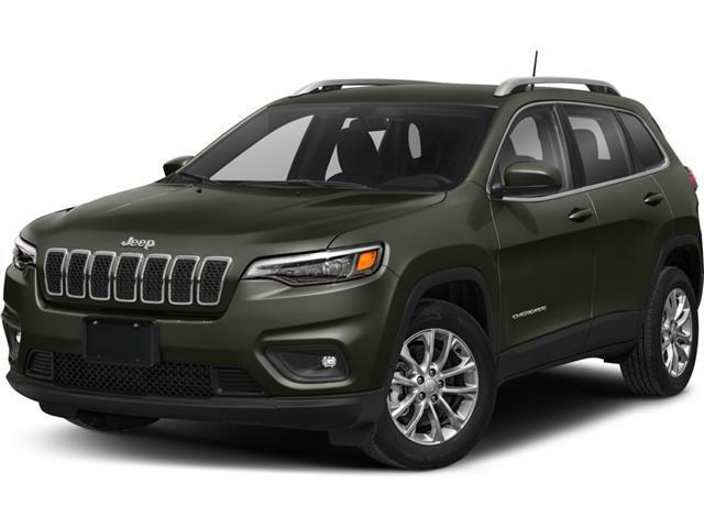 2021 Jeep Cherokee North (Stk: 21158) in Keswick - Image 1 of 1