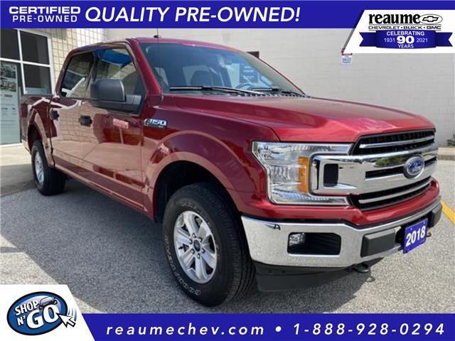 2018 Ford F-150  (Stk: 21-0578A) in LaSalle - Image 1 of 18