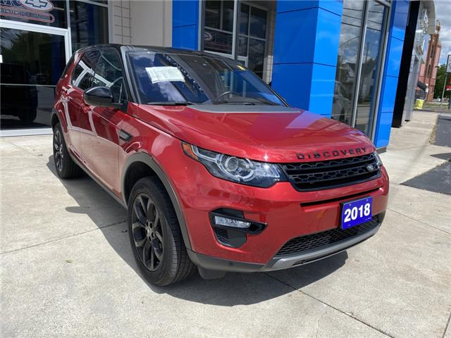 2018 Land Rover Discovery Sport HSE (Stk: P-4598) in LaSalle - Image 1 of 18