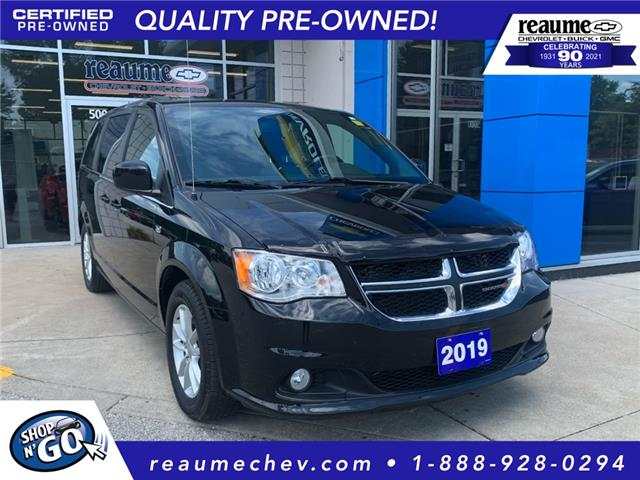 2019 Dodge Grand Caravan 35th Anniversary Edition (Stk: 21-0663A) in LaSalle - Image 1 of 25