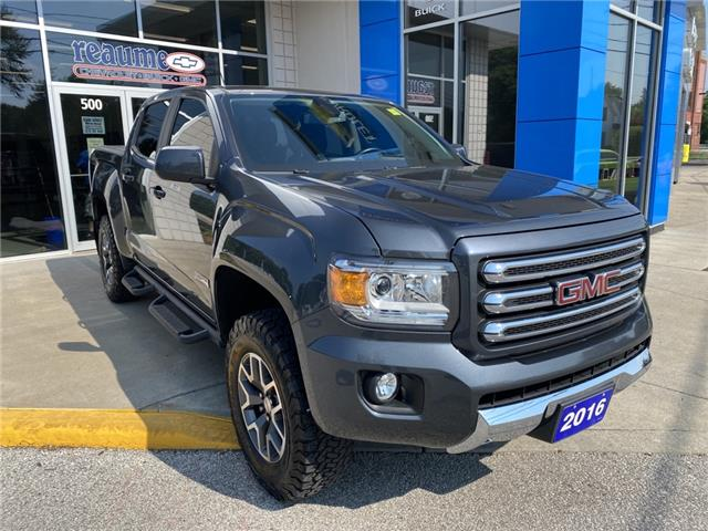 2016 GMC Canyon SLE (Stk: P-4689) in LaSalle - Image 1 of 19