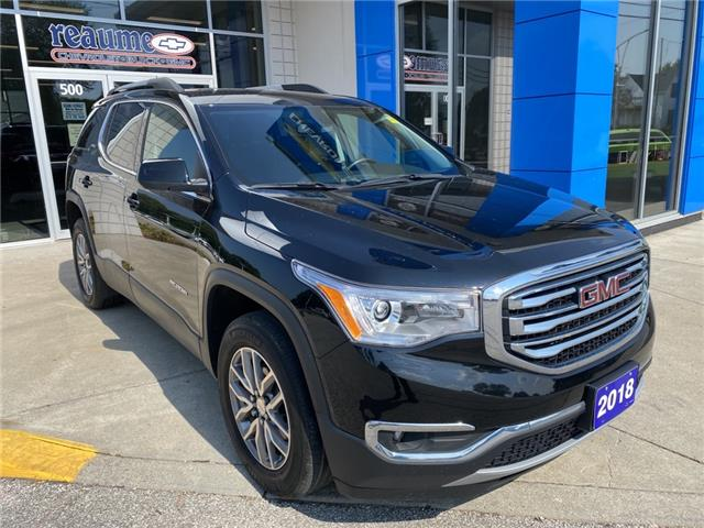 2018 GMC Acadia SLE-2 (Stk: 21-0354A) in LaSalle - Image 1 of 19