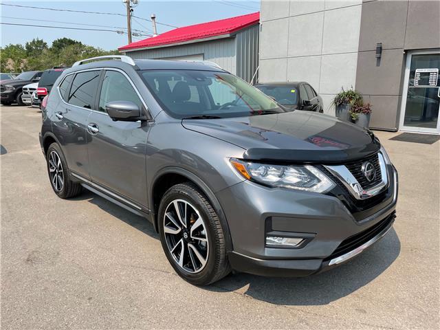2018 Nissan Rogue  (Stk: 15025) in Regina - Image 1 of 20