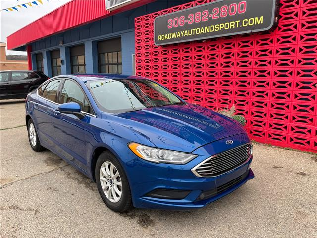 2017 Ford Fusion S (Stk: 15088) in SASKATOON - Image 1 of 19