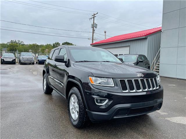 2014 Jeep Grand Cherokee Laredo (Stk: 14986A) in SASKATOON - Image 1 of 19