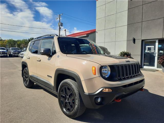 2017 Jeep Renegade Trailhawk (Stk: 15130) in Regina - Image 1 of 24