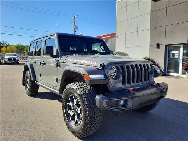2020 Jeep Wrangler Unlimited Rubicon (Stk: 15115A) in Regina - Image 1 of 25