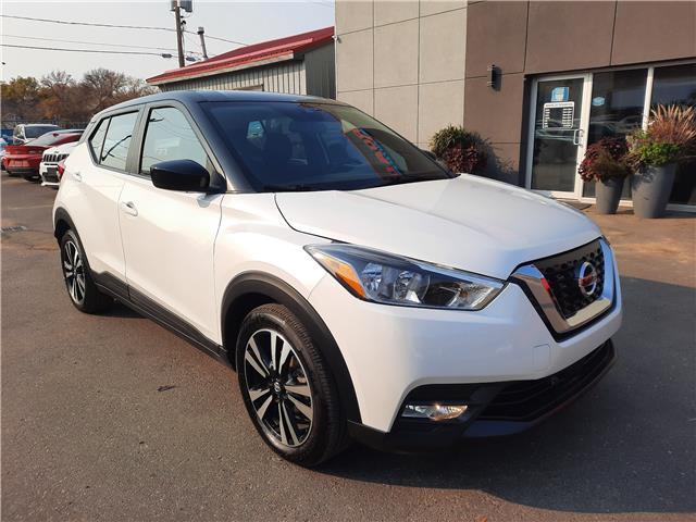 2020 Nissan Kicks  (Stk: 15182) in Regina - Image 1 of 18