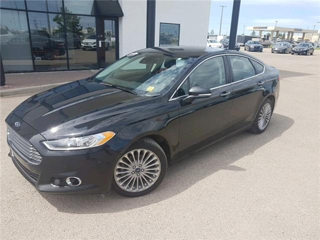 2014 Ford Fusion Titanium (Stk: A2266) in Saskatoon - Image 1 of 17