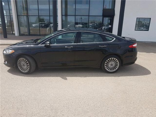 2014 Ford Fusion Titanium (Stk: A2266) in Saskatoon - Image 2 of 17