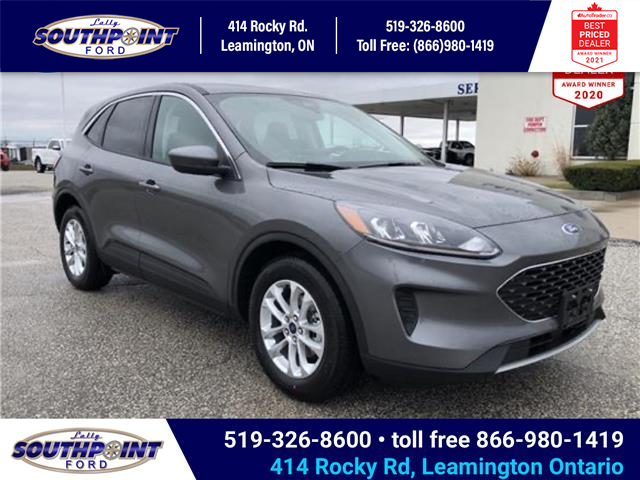 2021 Ford Escape SE (Stk: SEP6918) in Leamington - Image 1 of 24