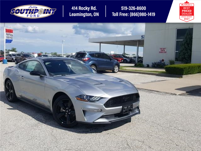 2021 Ford Mustang EcoBoost (Stk: SMU6966) in Leamington - Image 1 of 26