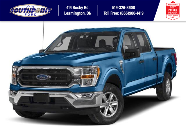 2021 Ford F-150 XLT (Stk: SFF7034) in Leamington - Image 1 of 9