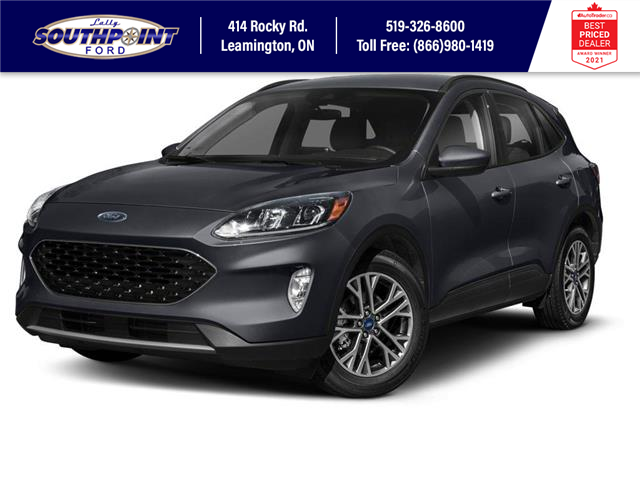 2021 Ford Escape SEL (Stk: SEP6983) in Leamington - Image 1 of 9