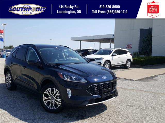 2021 Ford Escape SEL (Stk: SEP7097) in Leamington - Image 1 of 25