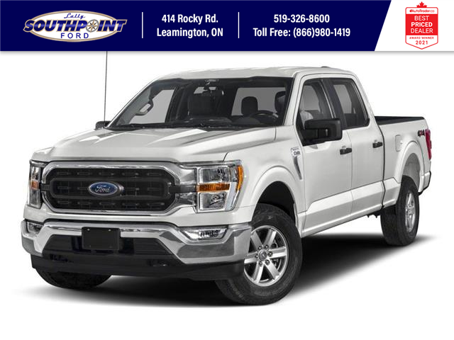 2021 Ford F-150 XLT (Stk: SFF7077) in Leamington - Image 1 of 9