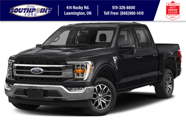 2021 Ford F-150 Lariat (Stk: SFF6985) in Leamington - Image 1 of 9