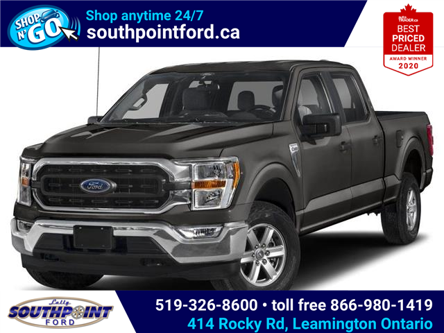 2021 Ford F-150 XLT (Stk: SFF7132) in Leamington - Image 1 of 9